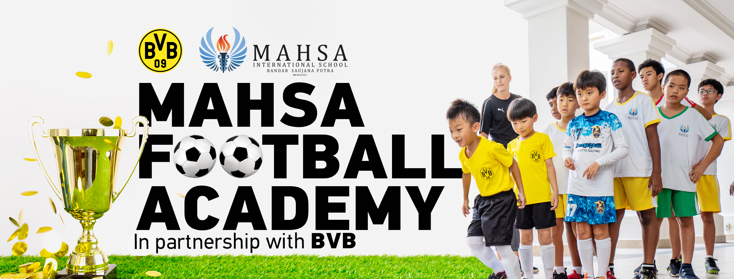 Mahsa Football Academy